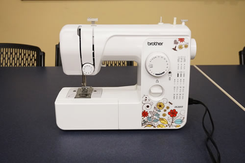 Sparks's Lab Equipment Ocean County Library Adorable How To Setup A Brother Jx2517 Sewing Machine