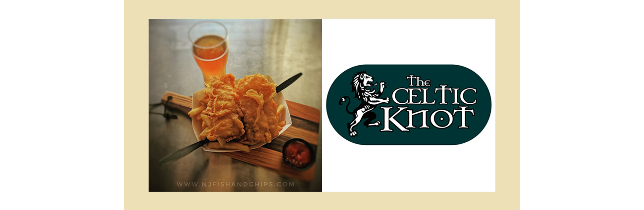 The Celtic Knot Fish and Chips