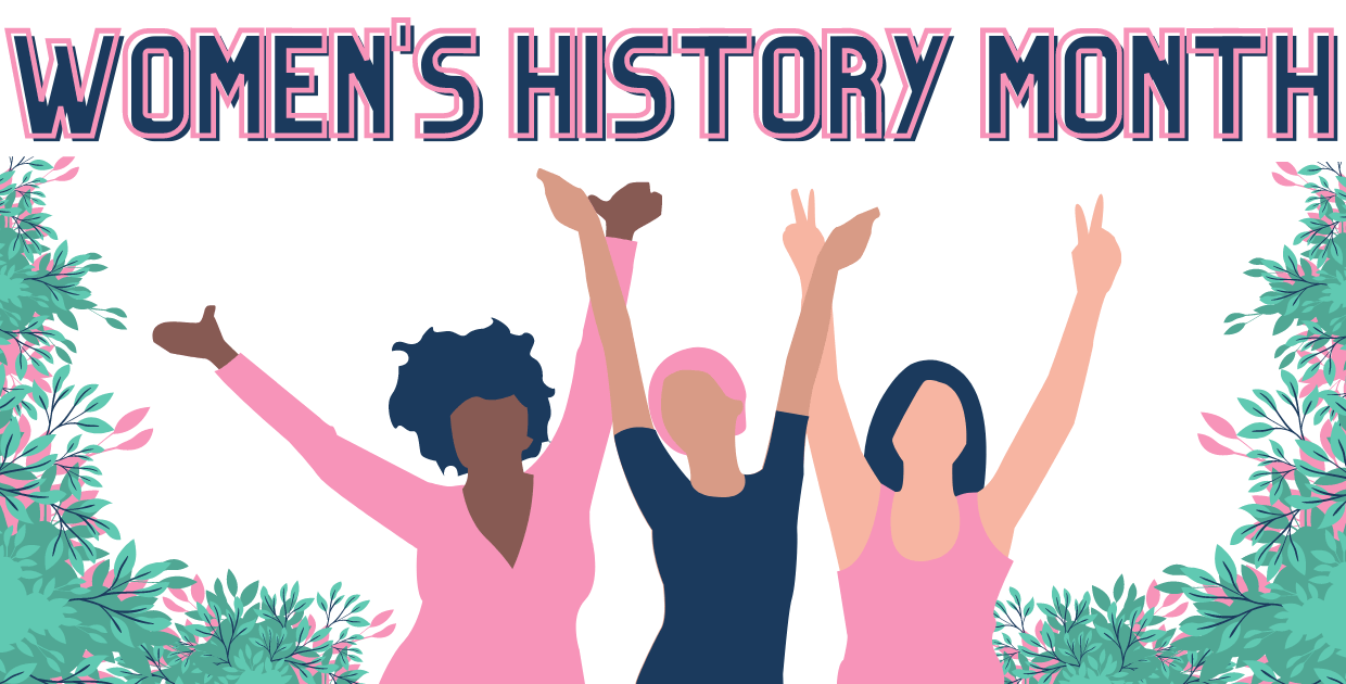 Women's History Month Programming for Adults